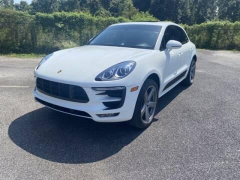 2016 Porsche Macan for sale at JOE BULLARD USED CARS in Mobile AL