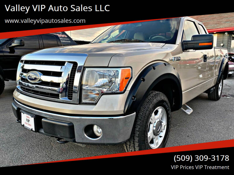 2010 Ford F-150 for sale at Valley VIP Auto Sales LLC in Spokane Valley WA
