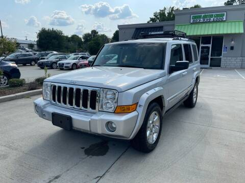 2007 Jeep Commander for sale at Cross Motor Group in Rock Hill SC