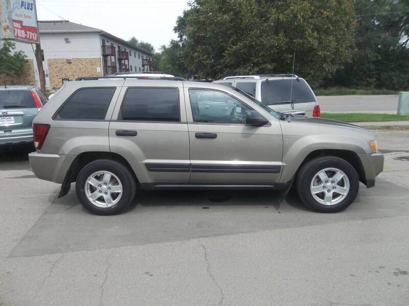 2006 Jeep Grand Cherokee for sale at A Plus Auto Sales in Sioux Falls SD