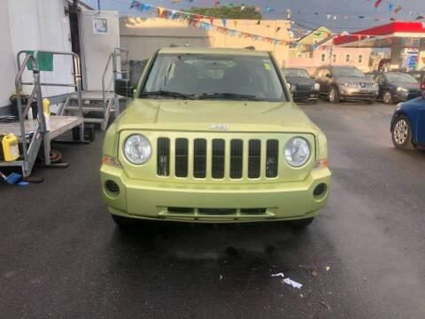 2010 Jeep Patriot for sale at 21st Ave Auto Sale in Paterson NJ