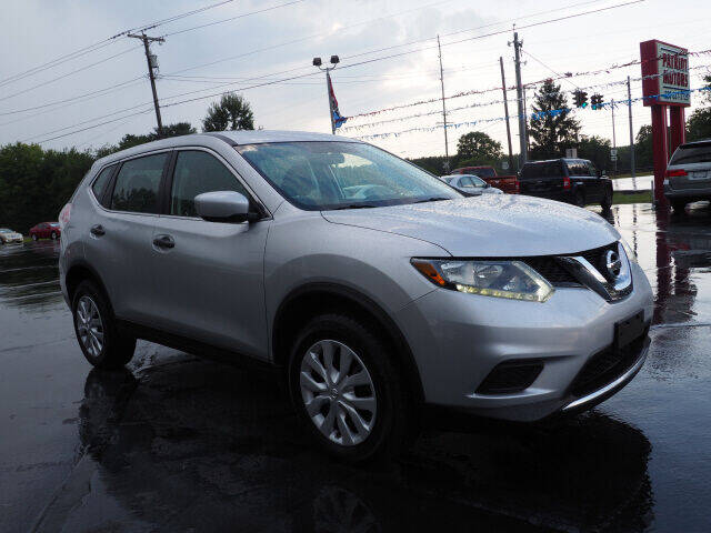 2016 Nissan Rogue for sale at Patriot Motors in Cortland OH