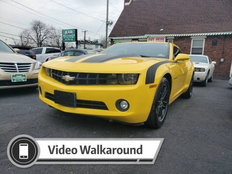 2013 Chevrolet Camaro for sale at Kar Connection in Little Ferry NJ