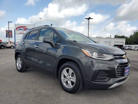 2017 Chevrolet Trax for sale at All Star Mitsubishi in Corpus Christi TX