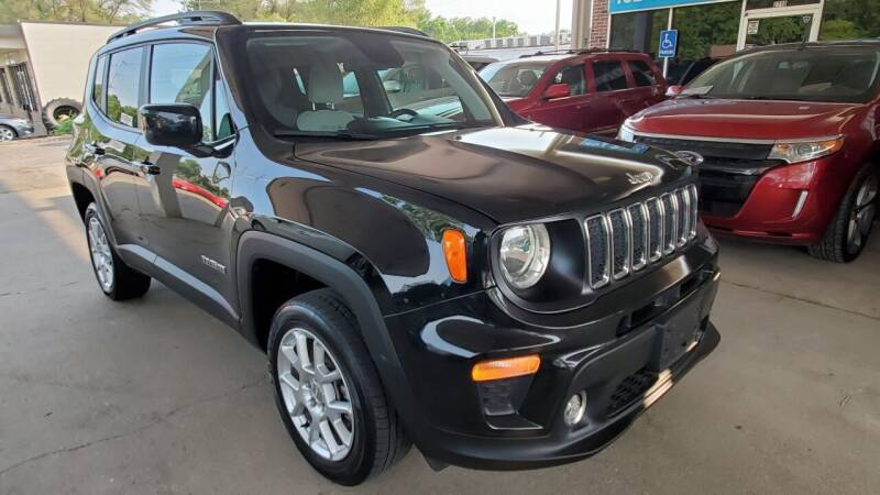 2019 Jeep Renegade for sale at Divine Auto Sales LLC in Omaha NE