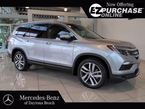 2018 Honda Pilot for sale at Mercedes-Benz of Daytona Beach in Daytona Beach FL