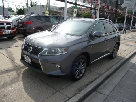 2015 Lexus RX 350 for sale at CAR CENTER INC in Chicago IL