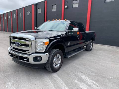 2015 Ford F-250 Super Duty for sale at Ven-Usa Autosales Inc in Miami FL