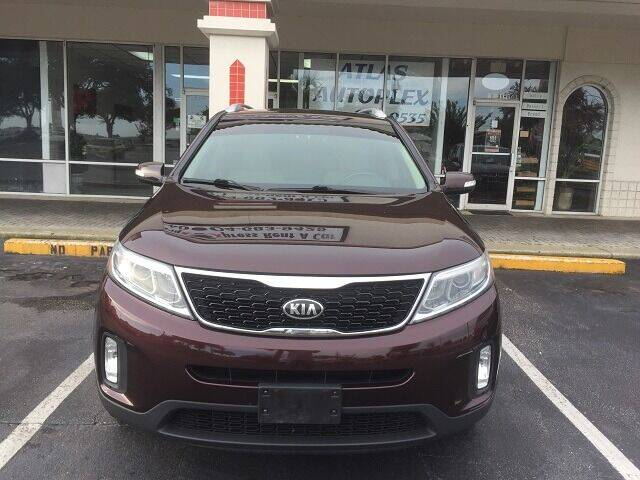 2015 Kia Sorento for sale at Atlas Autoplex in Jacksonville FL
