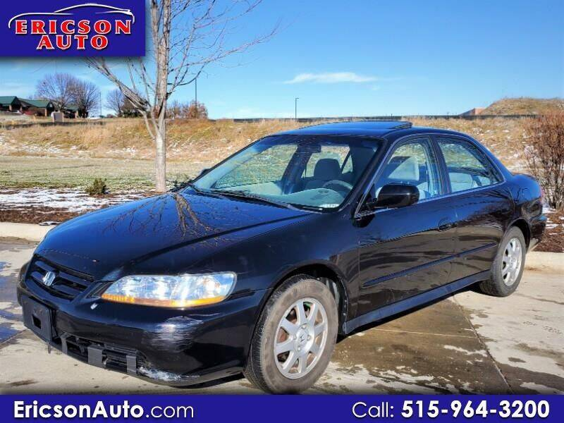 2002 Honda Accord SE 4dr Sedan - Ankeny IA