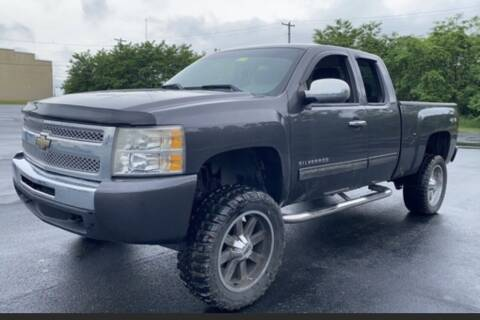 2011 Chevrolet Silverado 1500 for sale at COUNTRYSIDE AUTO SALES 2 in Russellville KY