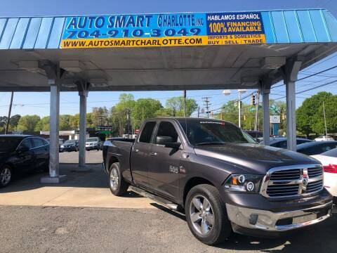 2014 RAM Ram Pickup 1500 for sale at Auto Smart Charlotte in Charlotte NC