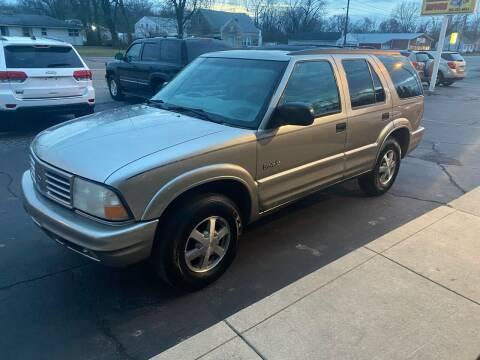 2001 Oldsmobile Bravada for sale at Walker Motors in Muncie IN