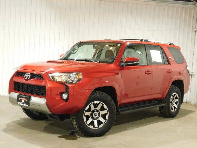 2018 Toyota 4Runner for sale at Bulldog Motor Company in Borger TX