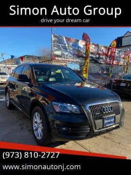 2012 Audi Q5 for sale at Simon Auto Group in Newark NJ