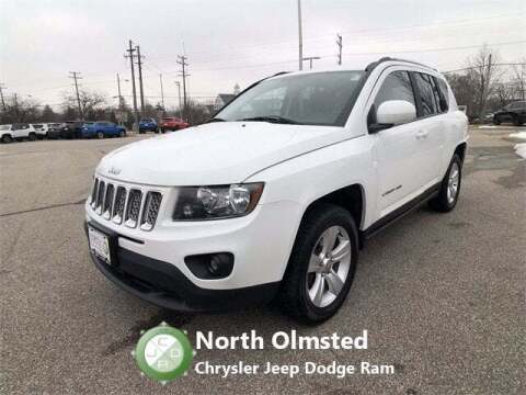 2014 Jeep Compass for sale at North Olmsted Chrysler Jeep Dodge Ram in North Olmsted OH