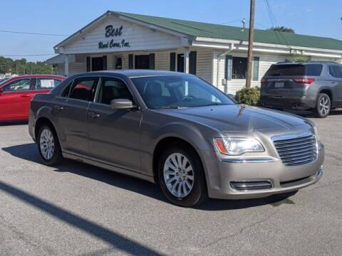 2014 Chrysler 300 for sale at Best Used Cars Inc in Mount Olive NC