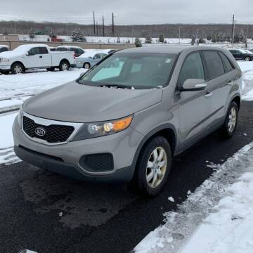 2012 Kia Sorento for sale at MBM Auto Sales and Service - MBM Auto Sales/Lot B in Hyannis MA