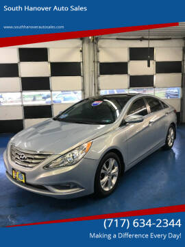 2013 Hyundai Sonata for sale at South Hanover Auto Sales in Hanover PA