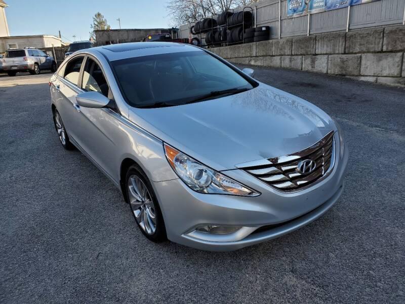 2012 Hyundai Sonata for sale at Fortier's Auto Sales & Svc in Fall River MA