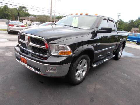 2009 Dodge Ram Pickup 1500 for sale at Careys Auto Sales in Rutland VT