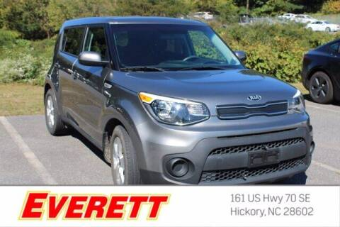 2018 Kia Soul for sale at Everett Chevrolet Buick GMC in Hickory NC