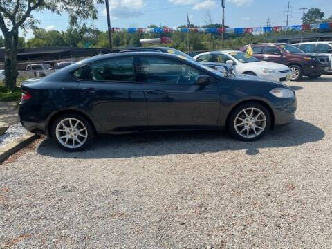 2013 Dodge Dart for sale at Wallers Auto Sales LLC in Dover OH