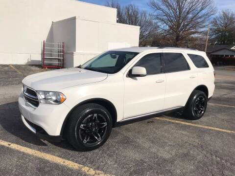 2012 Dodge Durango for sale at Superior Used Cars LLC in Claremore OK