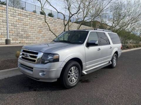 2012 Ford Expedition EL for sale at MyAutoJack.com @ Auto House in Tempe AZ