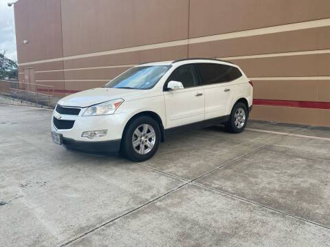 2011 Chevrolet Traverse for sale at ALL STAR MOTORS INC in Houston TX