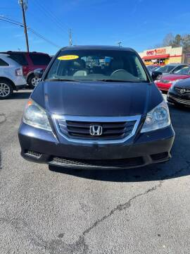 2008 Honda Odyssey for sale at SRI Auto Brokers Inc. in Rome GA