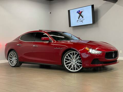 2015 Maserati Ghibli for sale at TX Auto Group in Houston TX