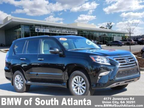 2018 Lexus GX 460 for sale at Carol Benner @ BMW of South Atlanta in Union City GA