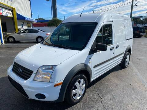 2012 Ford Transit Connect for sale at RoMicco Cars and Trucks in Tampa FL