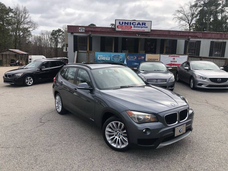 2014 BMW X1 for sale at Unicar Enterprise in Lexington SC
