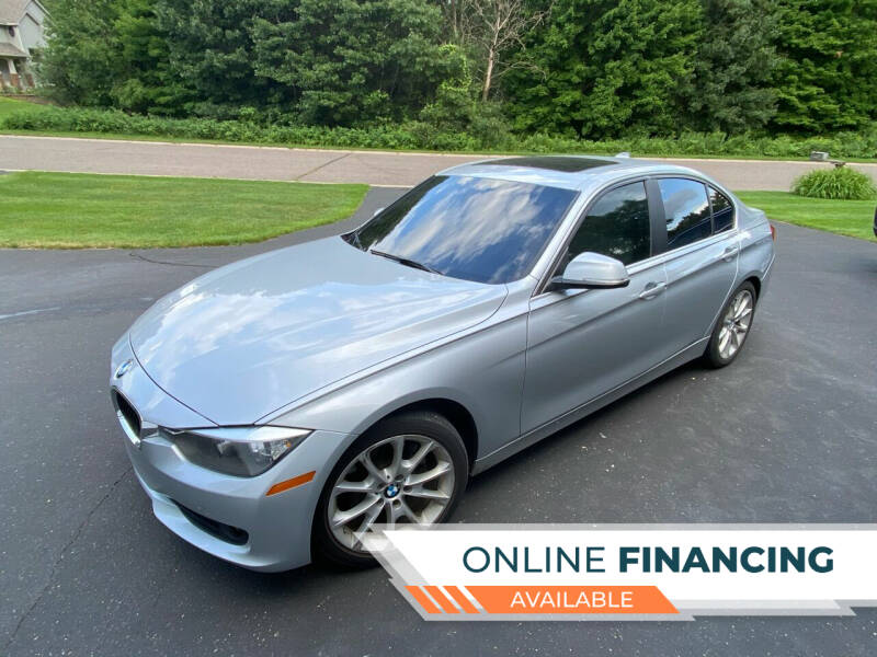 2015 BMW 3 Series for sale at Sunrise Auto Sales in Stacy MN