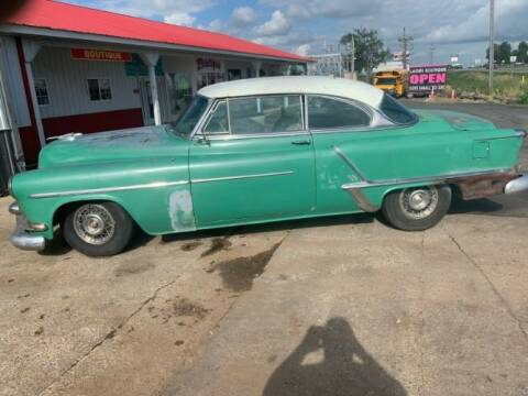 1953 Oldsmobile Eighty-Eight for sale at Classic Car Deals in Cadillac MI