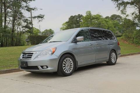 2008 Honda Odyssey for sale at Alpha Auto Solutions in Acworth GA