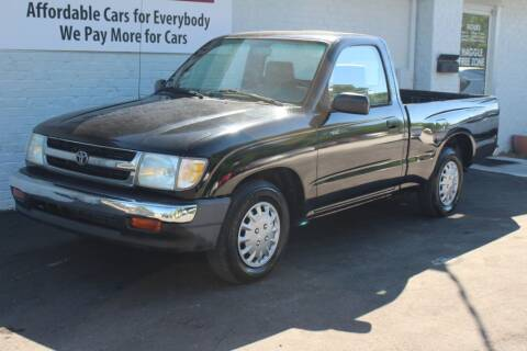 1998 Toyota Tacoma for sale at Oak City Motors in Garner NC