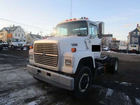 1997 Ford LN8000 for sale at Lynch's Auto - Cycle - Truck Center in Brockton MA