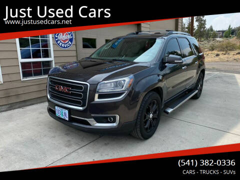 2015 GMC Acadia for sale at Just Used Cars in Bend OR