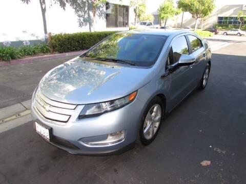 2015 Chevrolet Volt for sale at Pennington's Auto Sales Inc. in Orange CA