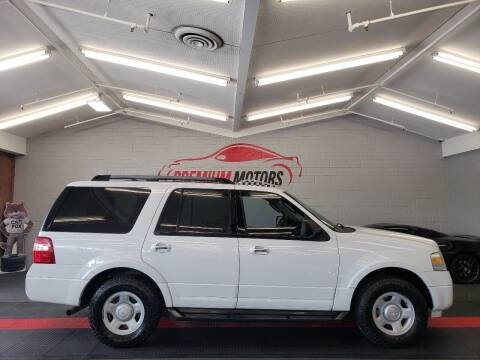 2009 Ford Expedition for sale at Premium Motors in Villa Park IL