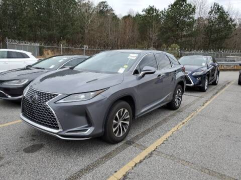 2020 Lexus RX 350 for sale at WHEEL UNIK AUTOMOTIVE & ACCESSORIES INC in Orlando FL