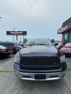 2014 RAM Ram Pickup 1500 for sale at Washington Auto Group in Waukegan IL