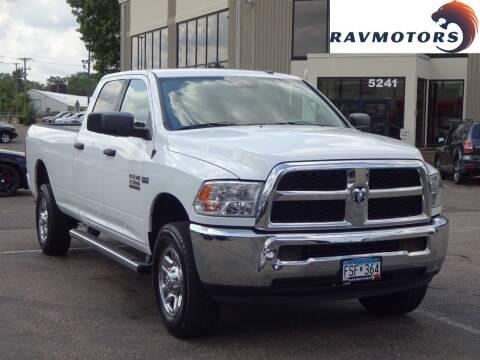 2016 RAM Ram Pickup 2500 for sale at RAVMOTORS 2 in Crystal MN