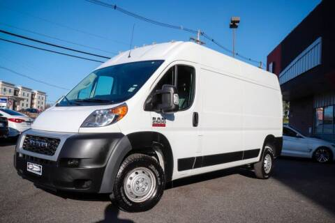 2019 RAM ProMaster Cargo for sale at Quality Auto Center of Springfield in Springfield NJ