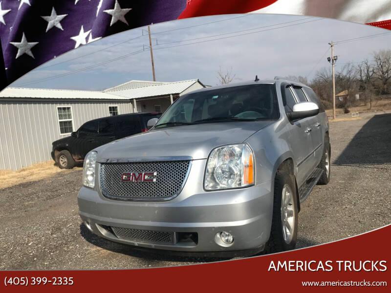 2014 GMC Yukon XL for sale at Americas Trucks in Jones OK