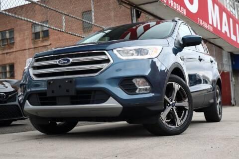 2018 Ford Escape for sale at HILLSIDE AUTO MALL INC in Jamaica NY