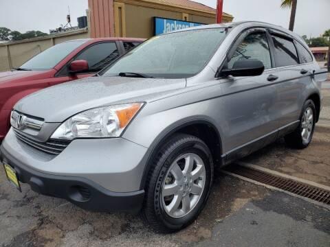 2008 Honda CR-V for sale at Abel Motors, Inc. in Conroe TX